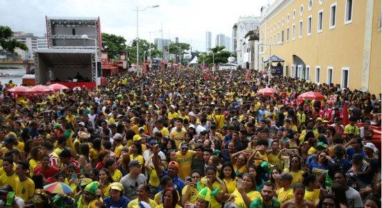 Copa do Mundo: Confira o abre e fecha para Brasil e Bélgica