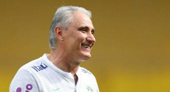 Tite anuncia convocados para amistosos do Brasil com volta de Jesus e duas novidades