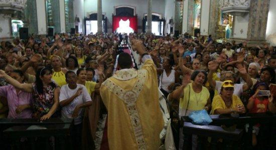 Festa de Nossa Senhora do Carmo começa nesta sexta-feira