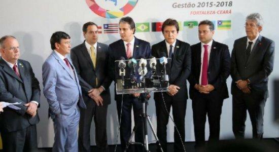 11 Governadores protestam contra Moro e denunciam perseguição a Lula
