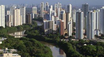 Edifícios do Grande Recife