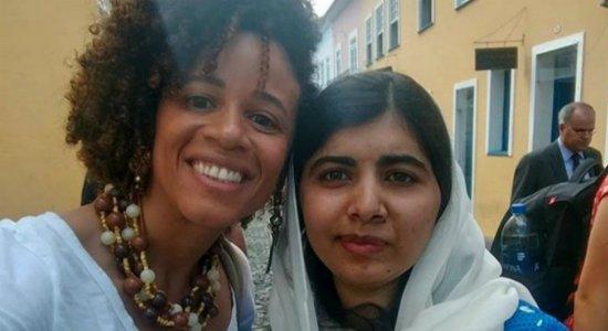 Novo encontro entre pernambucana e Malala já tem data para acontecer
