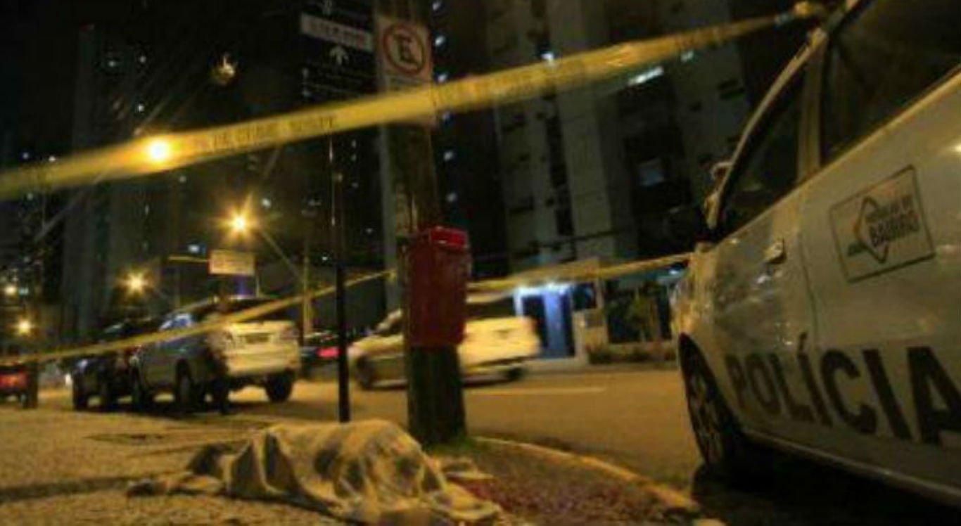 Só no Grande Recife, foram registrados 887 homicídios em 2018