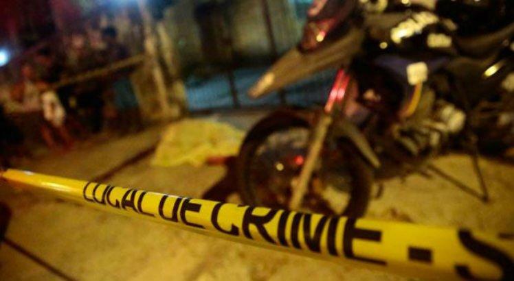 Número de homicídios ainda preocupa