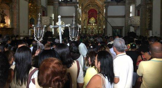 Nossa Senhora do Carmo: 60 mil pessoas devem participar de celebrações
