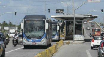 De janeiro até essa segunda, foram registrados um total de 1.406 assaltos a ônibus na RMR