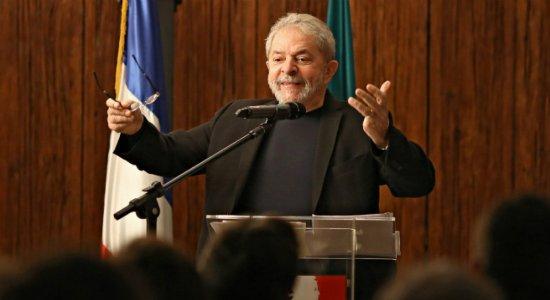 Lula afirma que pensa em voltar a morar em Pernambuco