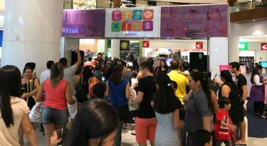 Recife recebe atrações da ExpoKids no RioMar