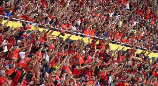 Sport faz promoção com ingressos a R$ 5 para lotar estádio