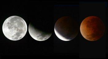O maior eclipse lunar do século acontece na sexta-feira (27)