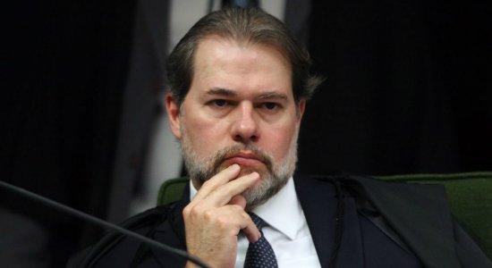 Sobre protestos, Toffoli diz que ministros do STF aguentam crítica