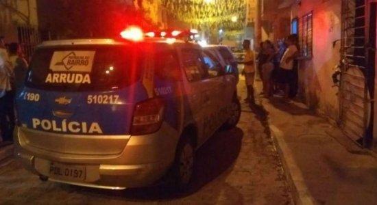 Dois homens são mortos a tiros em Campina do Barreto