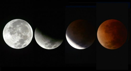 Eclipse lunar poderá ser visto do Dona Lindu e do Observatório da Sé
