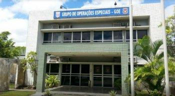 Os detalhes da operação serão divulgados na manhã desta terça (24) na Sede do GOE, no bairro do Cordeiro