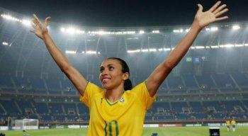 Marta é a única brasileira entre os concorrentes nas listas dos melhores jogadores do mundo. Neymar está fora