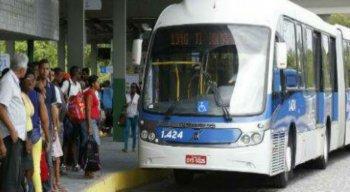 Do dia 1° de janeiro até essa quarta-feira (11), foram registrados 1.464 assaltos a ônibus na RMR