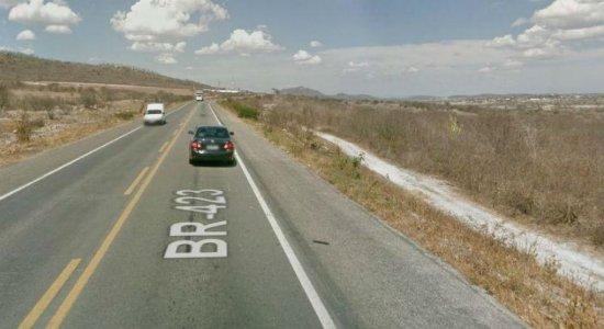 Polícia Civil investiga assalto a caminhoneiros no agreste de Pernambuco