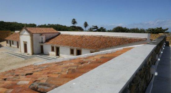 Em Itamaracá, Forte Orange reabre as portas com novidades