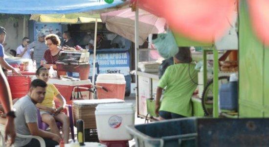 Requalificação da praça nas imediações do Tacaruna está na fase final