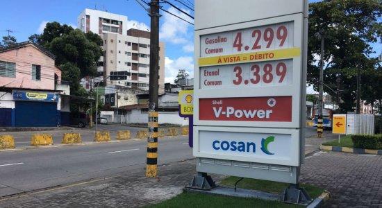 Variação no preço da gasolina de acordo com pagamento é amparada por lei