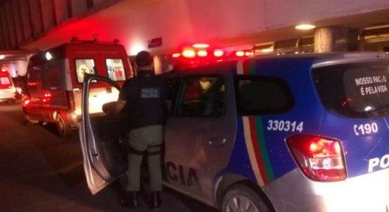 Homem é baleado enquanto bebia com amigos em Barra de Jangada