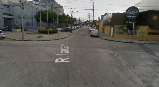 Briga termina em morte em frente à casa de shows na Imbiribeira