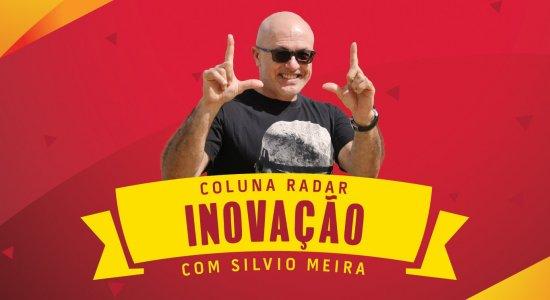 O cientista Silvio Meira está todas as segundas-feiras à frente da coluna Inovação, na Rádio Jornal