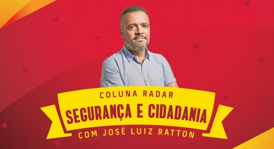 Sociólogo José Luiz Ratton é titular da coluna Segurança e Cidadania, da Rádio Jornal