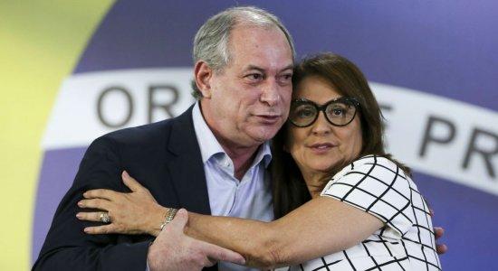 Kátia Abreu é confirmada vice na chapa de Ciro Gomes