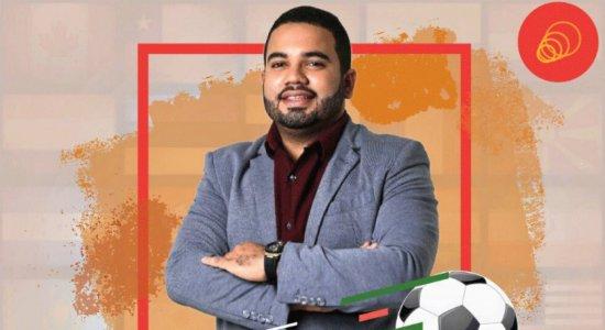João Victor Amorim comanda A Liga do Escrete na Rádio Jornal