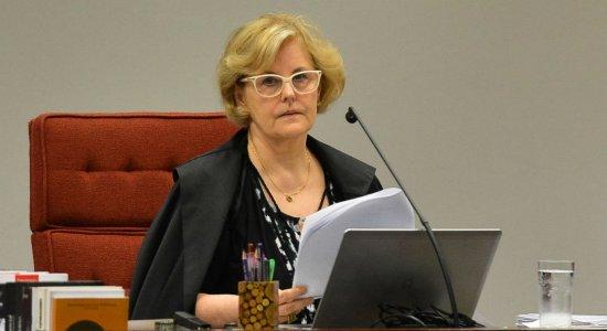Rosa Weber fará pronunciamento dia 27 em cadeia nacional de rádio e TV