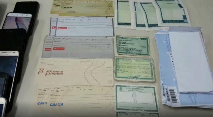 Presos por estelionato oferecem dinheiro a policiais para escapar