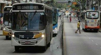 Do dia 1° de agosto até esse domingo (12), foram registrados 84 assaltos a ônibus na RMR