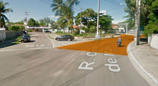 Obra da Compesa modifica o trânsito da Zona Sul do Recife
