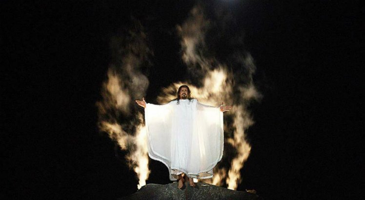 José Pimentel interpretou o papel de Jesus Cristo entre 1978 e 2017