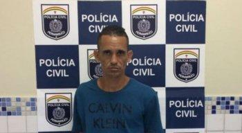 Suspeito foi preso dentro de agência bancária
