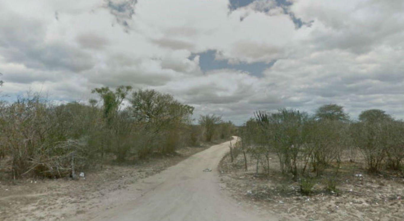 O assassinato, na zona rural da cidade, foi registrado nessa segunda (27)