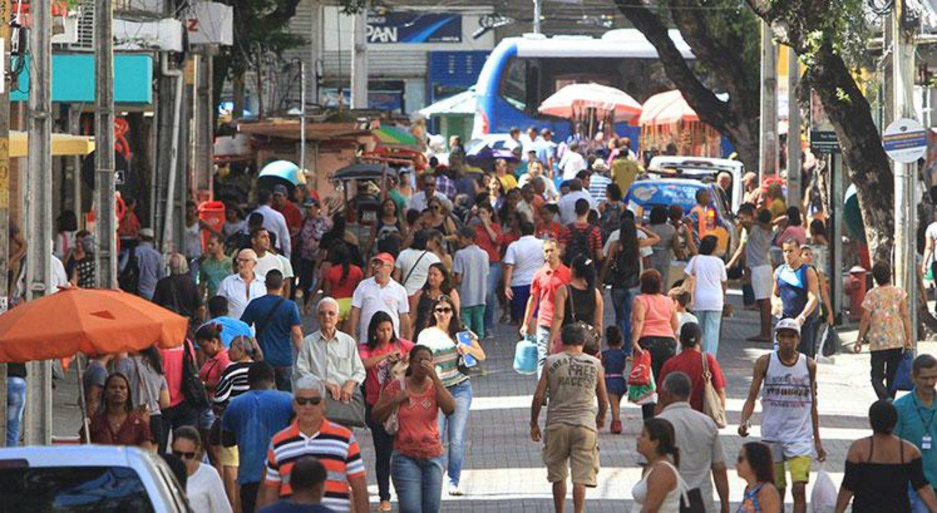 População do Recife cresceu, segundo IBGE