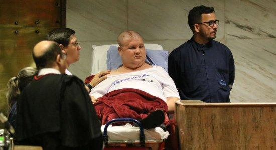Família de Lucas Lyra está surpresa som pedido de anulação de júri