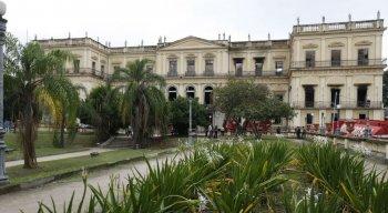 Museu Nacional foi destruído por um incêndio de grandes proporções