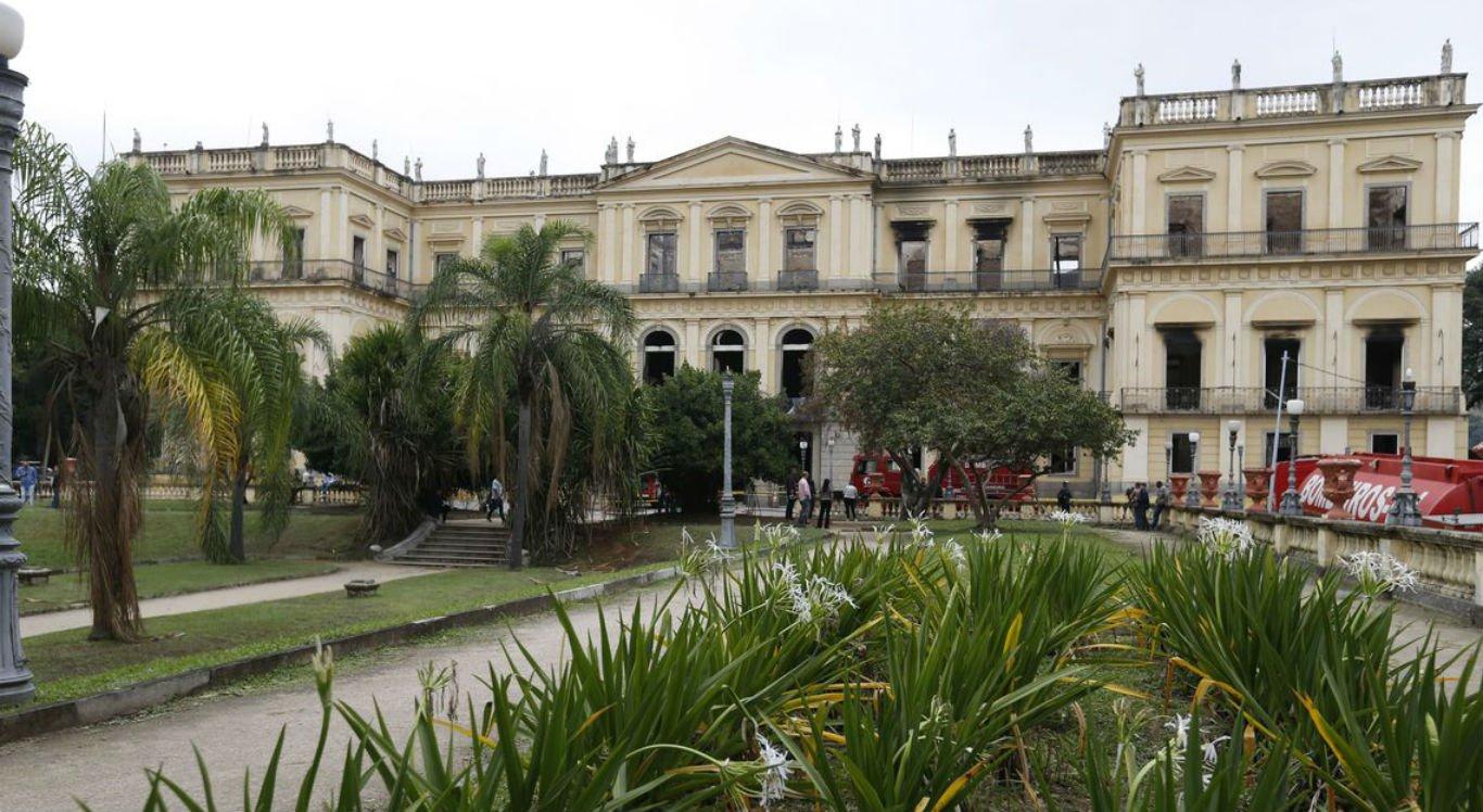 Espanha promete ajuda para recompor acervo do Museu Nacional