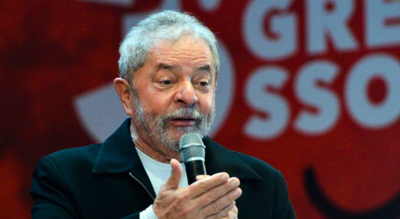 Lula vira réu por lavagem de dinheiro em caso que envolve R$ 1 milhão