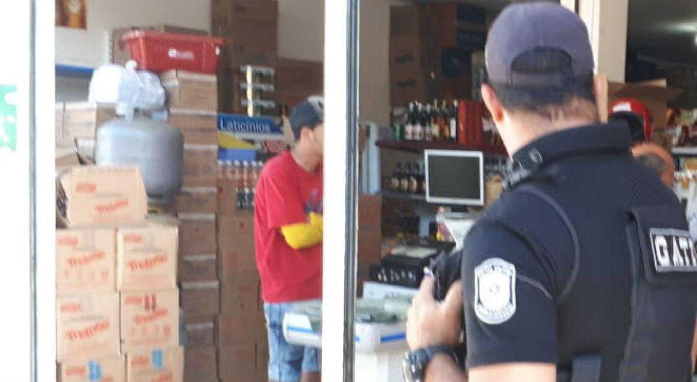 Operação apreende mercadoria irregular no Sertão
