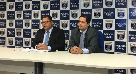Operações da Polícia Civil prendem suspeitos de tráfico e homicídios