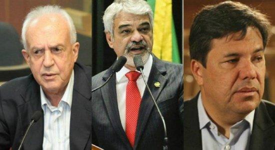 Jarbas e Humberto lideram votos válidos na última pesquisa JC/Ibope/TV Globo