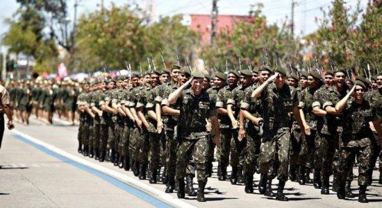 Ministério da Defesa cancela participação de militares em eventos de 7 de setembro