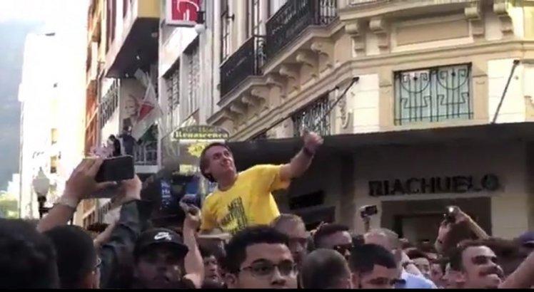 Escritório da ONU para direitos humanos condena ataque a Bolsonaro