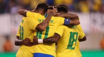 Jogo é marcado pelo início do novo ciclo da seleção brasileira