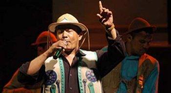 Cantor Vanildo de Pombos foi assassinado a tiros em 2008