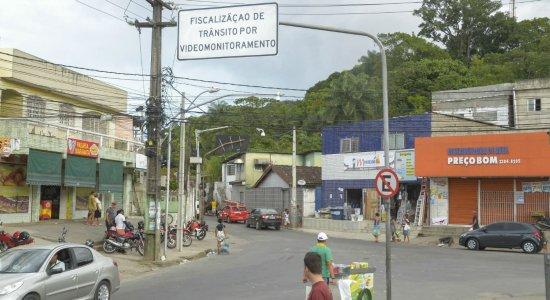 Câmeras da CTTU passam a multar em quatro pontos do Recife